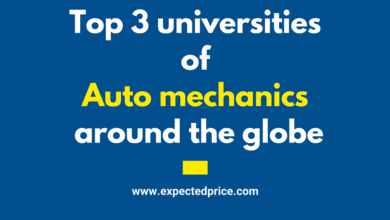Photo of Top 3 universities of Auto mechanics around the globe