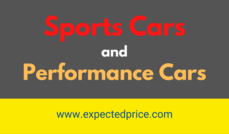 Photo of difference between sports cars and performance cars