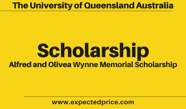 Photo of Alfred and Olivea Wynne Memorial Scholarship