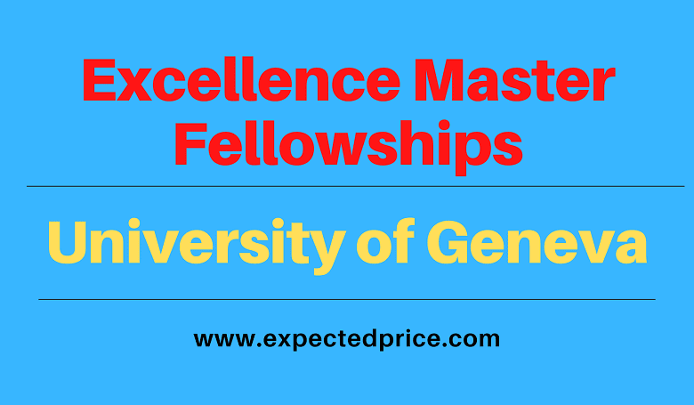 Photo of Excellence Master Fellowships
