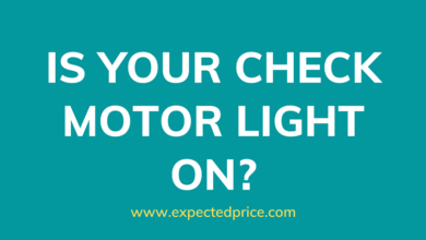 Photo of Is your check motor light on?