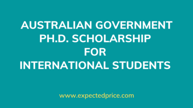 Photo of Australian Government Scholarship Announced for International Students