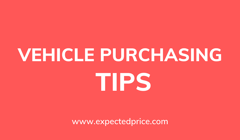 Photo of What are some obsolete vehicle purchasing tips?