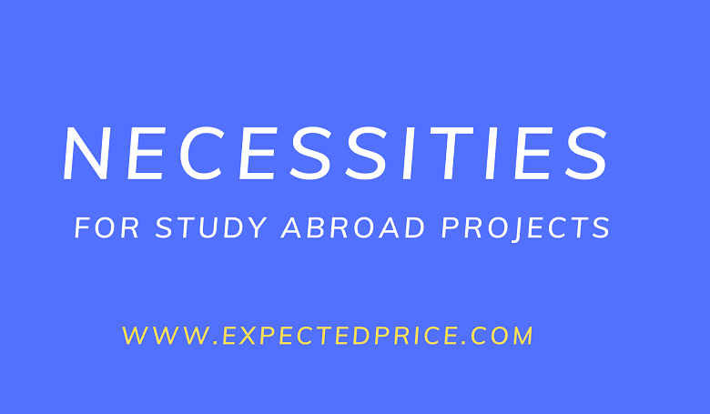 What are the passage necessities for study abroad projects?