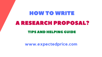 Photo of HOW TO WRITE A RESEARCH PROPOSAL?