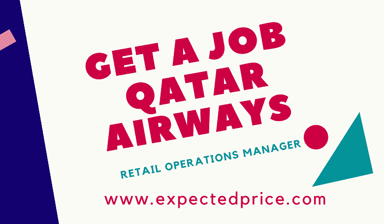 Photo of Job in Qatar Airways as Retail Operations Manager