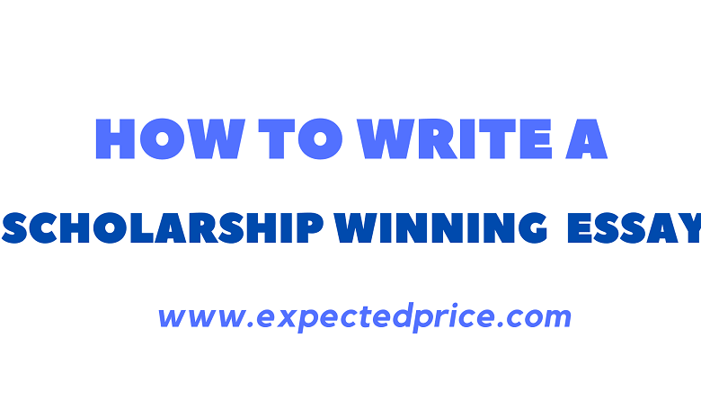 Photo of How to Write a Scholarship Winning Essay