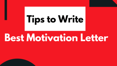 Photo of Tips to Write Best Motivation Letter