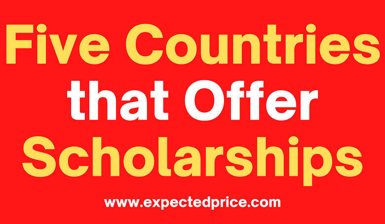 Five Countries that Offer Free Tuition & Scholarships to International Students