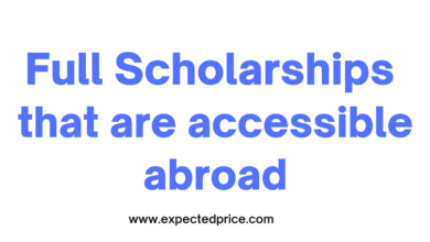 Photo of Are there any full Scholarships that are accessible abroad?